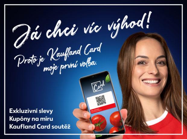 Kaufland zavádí novou věrnostní kartu. Zákazníci mohou vyhrát Škodu Karoq