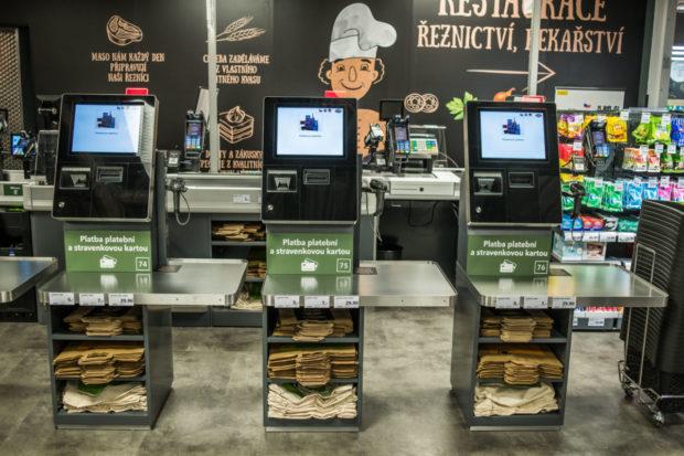 Globus otevřel v Praze na Pankráci koncept Fresh