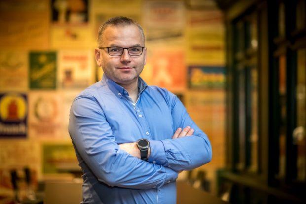 Ředitelem Pivovarů Staropramen se stal Zdenek Havlena