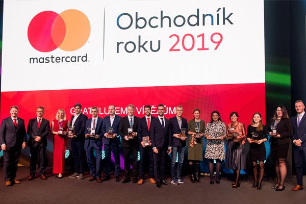 Absolutním vítězem Mastercard Obchodník roku 2019 se stala IKEA ČR