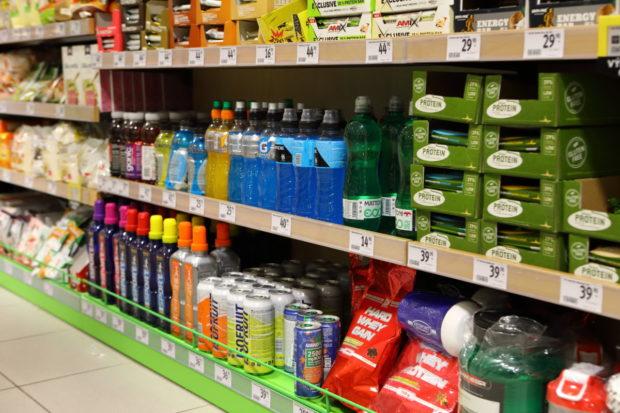 Zboží&Prodej 3/2020: Energetické a sportovní nápoje: Energy proud teče stále dvouciferně