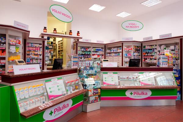 On-line prodej léků je stále mladý