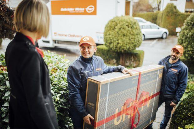 Gebrüder Weiss pomáhá kamenným obchodům s přechodem do e-commerce