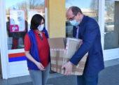 Prodejny sdružené v AČTO získaly od Královéhradeckého kraje ochranné prostředky