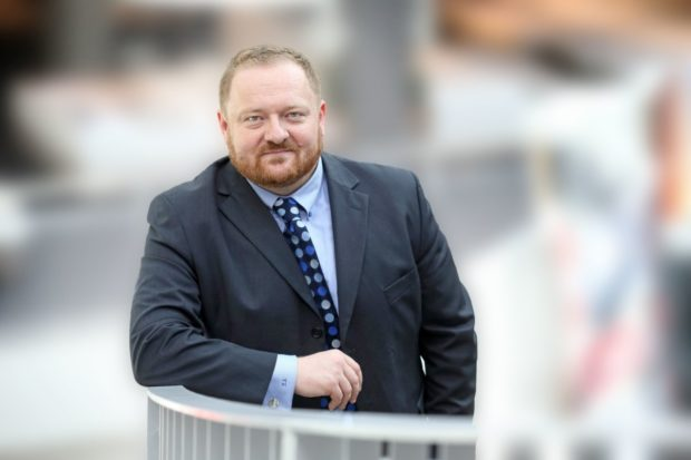 Jakub Střeštík je nově obchodním ředitelem v Mall Group