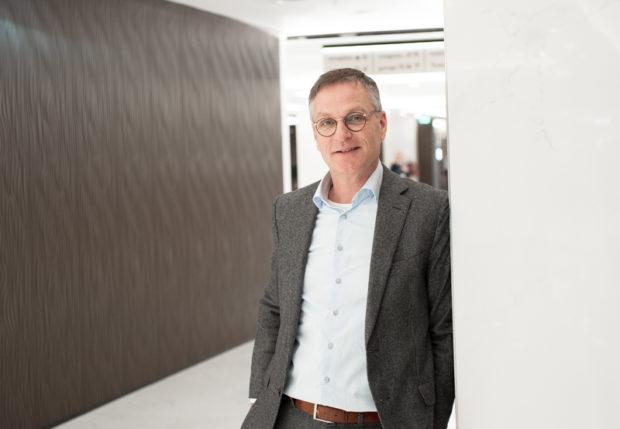 Fred Bosch, generální ředitel, Coop Supermarkten Nederland: Spojili jsme se s konkurencí