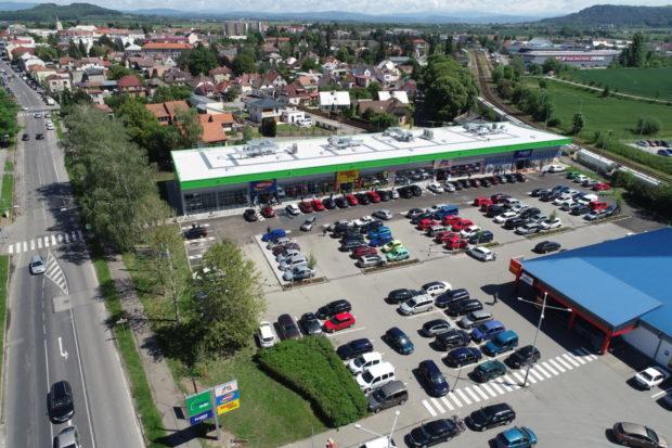 V Česku přibylo loni 14 nových retail parků