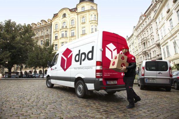 DPD hlásí třetinový nárůst objemu přepravených zásilek