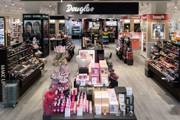 Parfumerie Douglas automatizuje nákup i další procesy