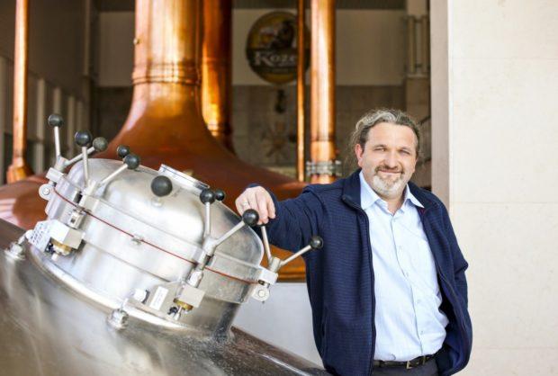 Novým manažerem velkopopovického pivovaru je Václav Šimek
