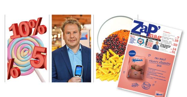 Zboží&Prodej 6–7/2020: Promoční spirála se točí dál; chladicí technika v retailu; rozhovor s Patrikem Dojčinovičem