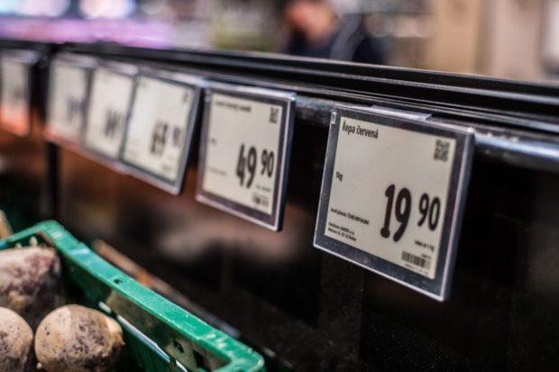 Digitální cenovky se rozšířily už do 45 prodejen Albertu