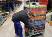 Albert ušetří díky textilním dveřím pro klecové vozíky až 70 tun plastů ročně