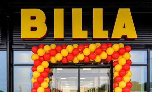 Supermarket Billa se veřejnosti nově otevřel v Jablunkově