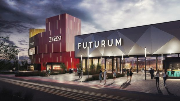 Obchodní centrum Futurum v Brně prochází komplexní rekonstrukcí