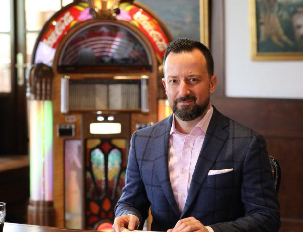Novým generálním ředitelem Coca-Cola HBC CZ/SK se stává Dan Timotin