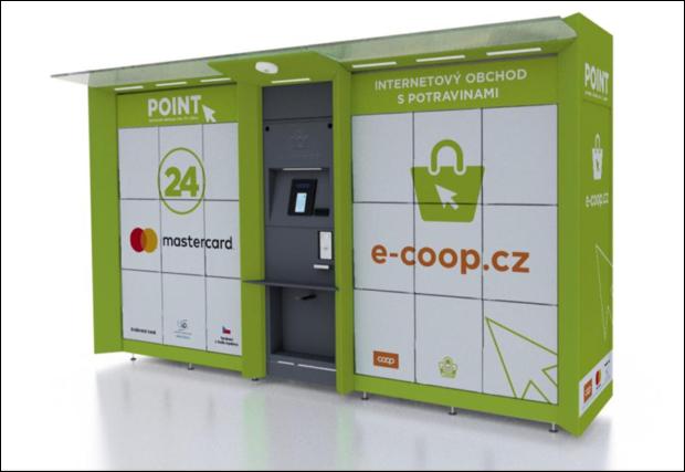 Coop spouští on-line prodej potravin, instaluje i výdejní boxy