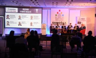 Fotogalerie z kongresu Samoška 2020 v Praze