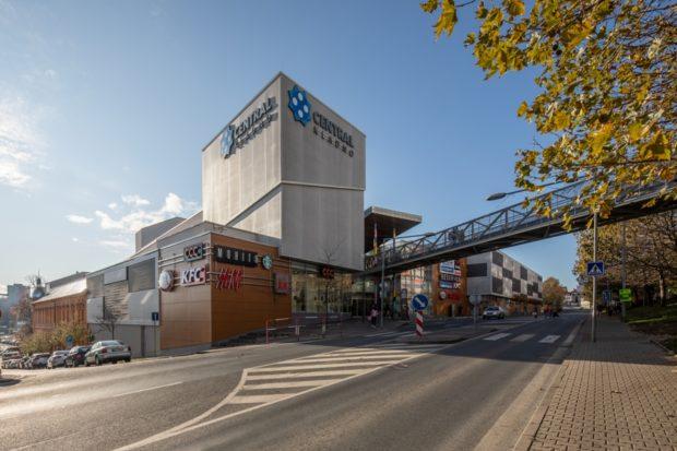 Investiční skupina Portiva koupila za dvě miliardy nákupní centrum v Kladně