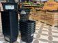 Albert nově recykluje opotřebované nákupní košíky