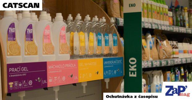 Zboží&Prodej 9/2020: Eko drogerie musí být vidět