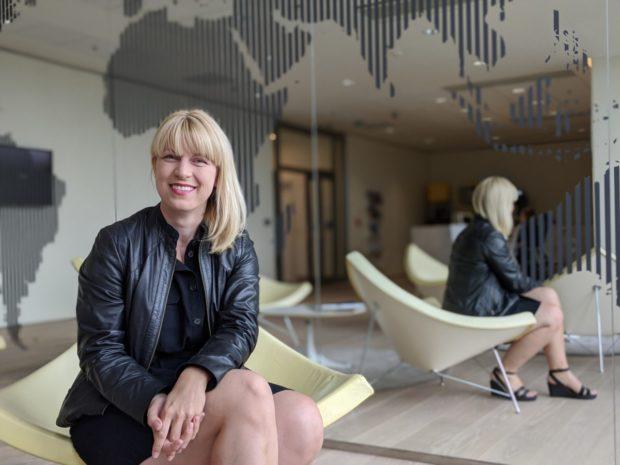 Lenka Vaněk, vedoucí poradenství pro spotřební zboží a retail a leader wavespace Praha, EY Česká republika: Tým je o lidech, kteří se vzájemně podporují a inspirují