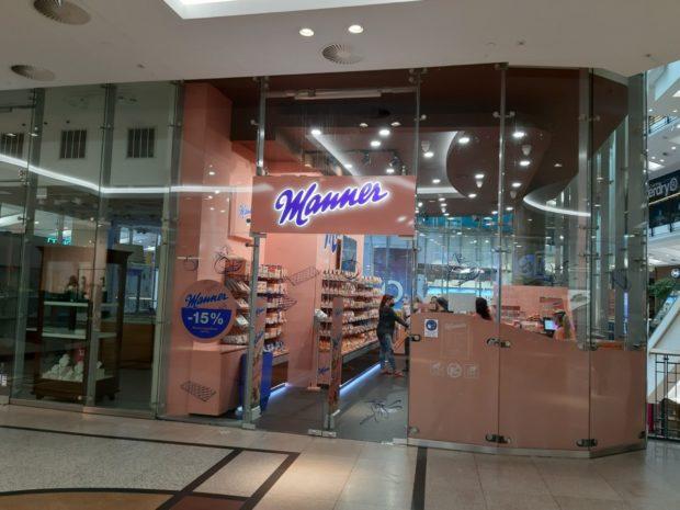 Original Manner Shop otevřel v Palladiu