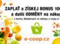 Skupina Coop a Mastercard startují kampaň na podporu nákupů v e-coop.cz