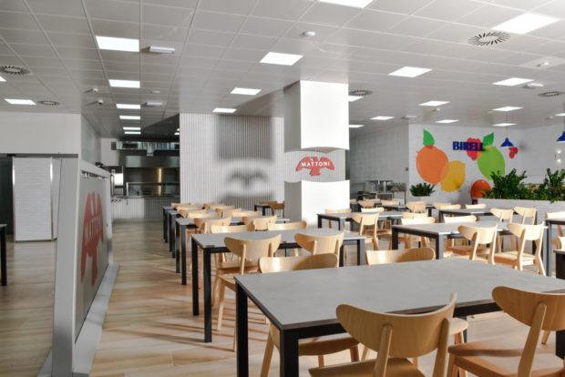 Restaurace Terno se představuje v novém, moderním designu