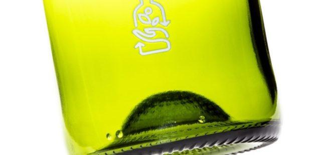 Nový symbol informuje o udržitelnosti skleněných obalů na výrobky