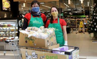 Letošní Sbírka potravin se stala historicky nejúspěšnější, vynesla 440 tun zboží