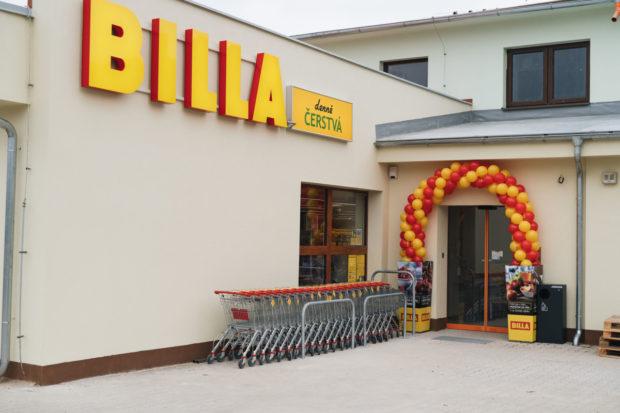 Billa představila nový formát prodejen v menších městech a obcích