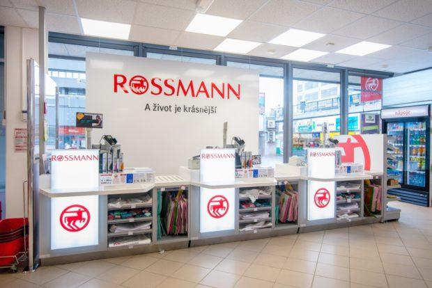 Rossmann otevřel od září do prosince osm nových prodejen