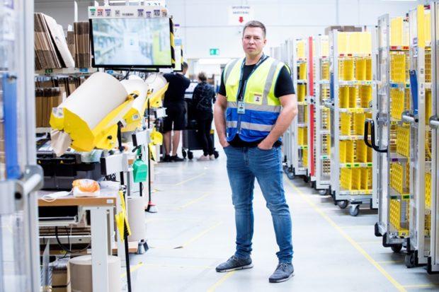 Jan Vavřík, senior operations manager, Amazon: Snažím se o formování dobrého kolektivu v pozitivním a zábavném duchu
