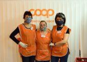 Coop pomáhá urychlit očkování a co nejvíce ochránit zaměstnance
