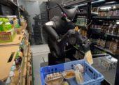 Robot pomáhá a zvětšuje bezpečnost i pohodlí