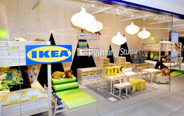 IKEA otevře v nákupním centru Westfield Chodov nové plánovací studio