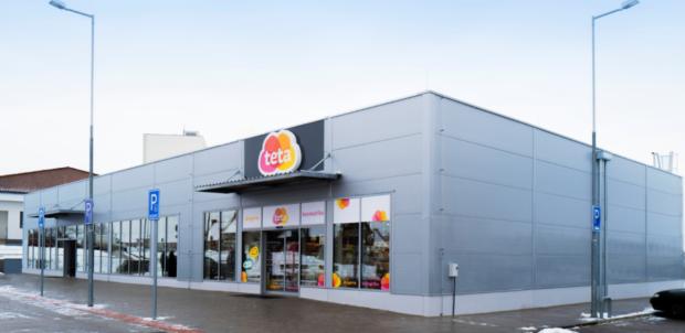 Ve Zruči nad Sázavou se otevírá nové nákupní centrum