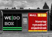 WeDo rozšiřuje služby o stovku výdejních boxů, přebírá je od Mall Group