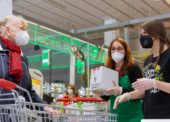 Jarní Sbírka potravin přinesla 318 tun zboží pro potřebné