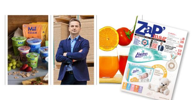Zboží&Prodej 4/2021: Privátní značky; Obslužný úsek; On-line platby