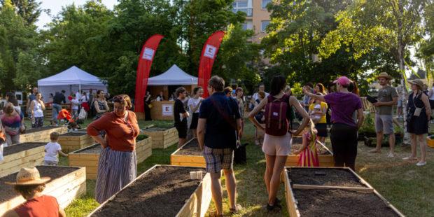 Kaufland buduje komunitní zahrady, první dvě jsou v Praze