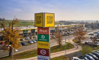 Stop Shop Tábor rozšíří v příštích měsících své obchodní prostory