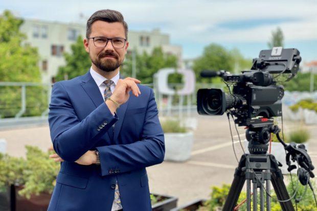 Tomáš Drahoňovský míří z České televize do Plzeňského Prazdroje