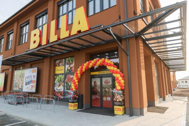 Billa v pražských Kbelích přivítala své první zákazníky