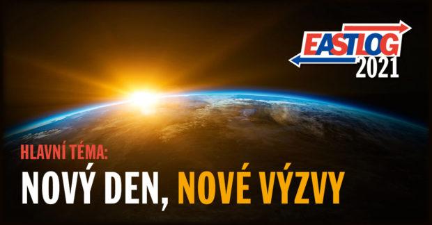 23.–24. 9. 2021, Kongres Eastlog, Praha