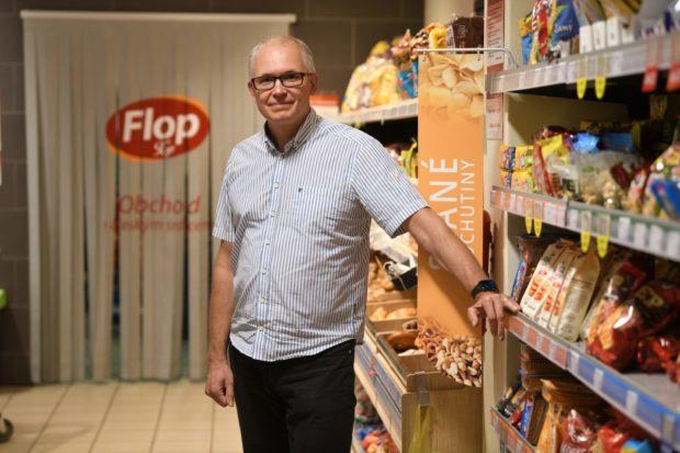 Michal Andrle, výkonný ředitel, Flosman: Víme, v čem jsme dobří