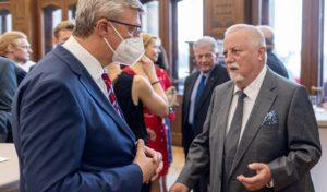 Zdeněk Juračka převzal ocenění za celoživotní práci