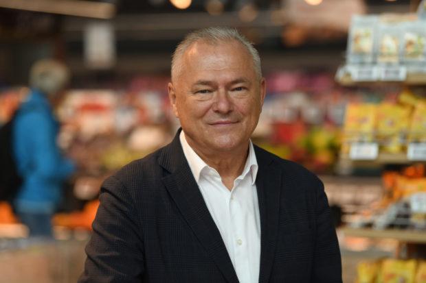 Jaroslaw Szczypka, odcházející generální ředitel, Billa Česká republika: Vrací se zájem o menší prodejny