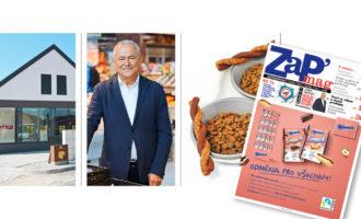 Zboží&Prodej 9/2021: Zájem o menší prodejny se vrací; Značení potravin; Restart omnichannelu